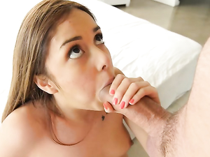 Fingering Teen Cutie Really Wants A Big Cock In There