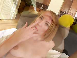 Perfect Small Titties On The Sucking And Fucking Teen Girl