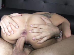 Booty Banging Of A Kinky Latina With Big Titties