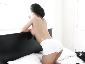 Latina Loves Sitting On Dick And Getting Fucked
