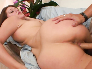 Sweet Young Thing With A Fat Ass Loves Fucking