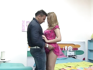 Latina Slut On Top Has Nice Big Titties