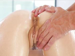 Young Lexy Lotus Wants His Big Cock Balls Deep