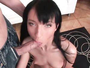 Sexy Teenage Piece Of Ass Strips And Fucks