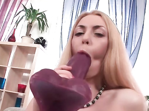 Anally Fisted Girl Wants Double Penetration Sex Too