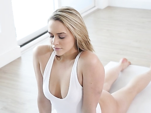 Yoga Loosens Up Mia Malkova For Vigorous Sex