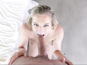 She Needs Thick Cock Buried In Her Young Pussy
