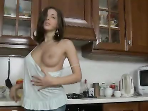 Eating Her Teenage Asshole After Fucking It Hard